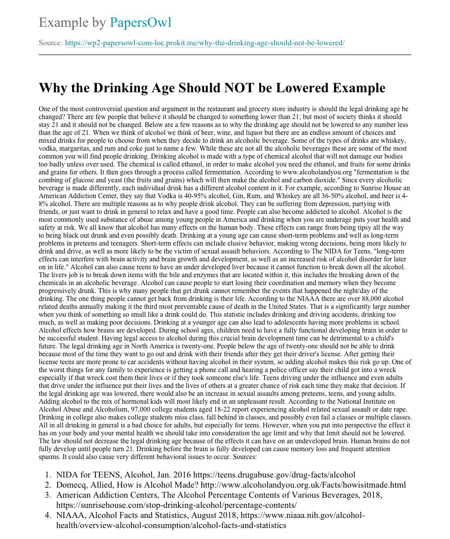 top college essay on donald trump