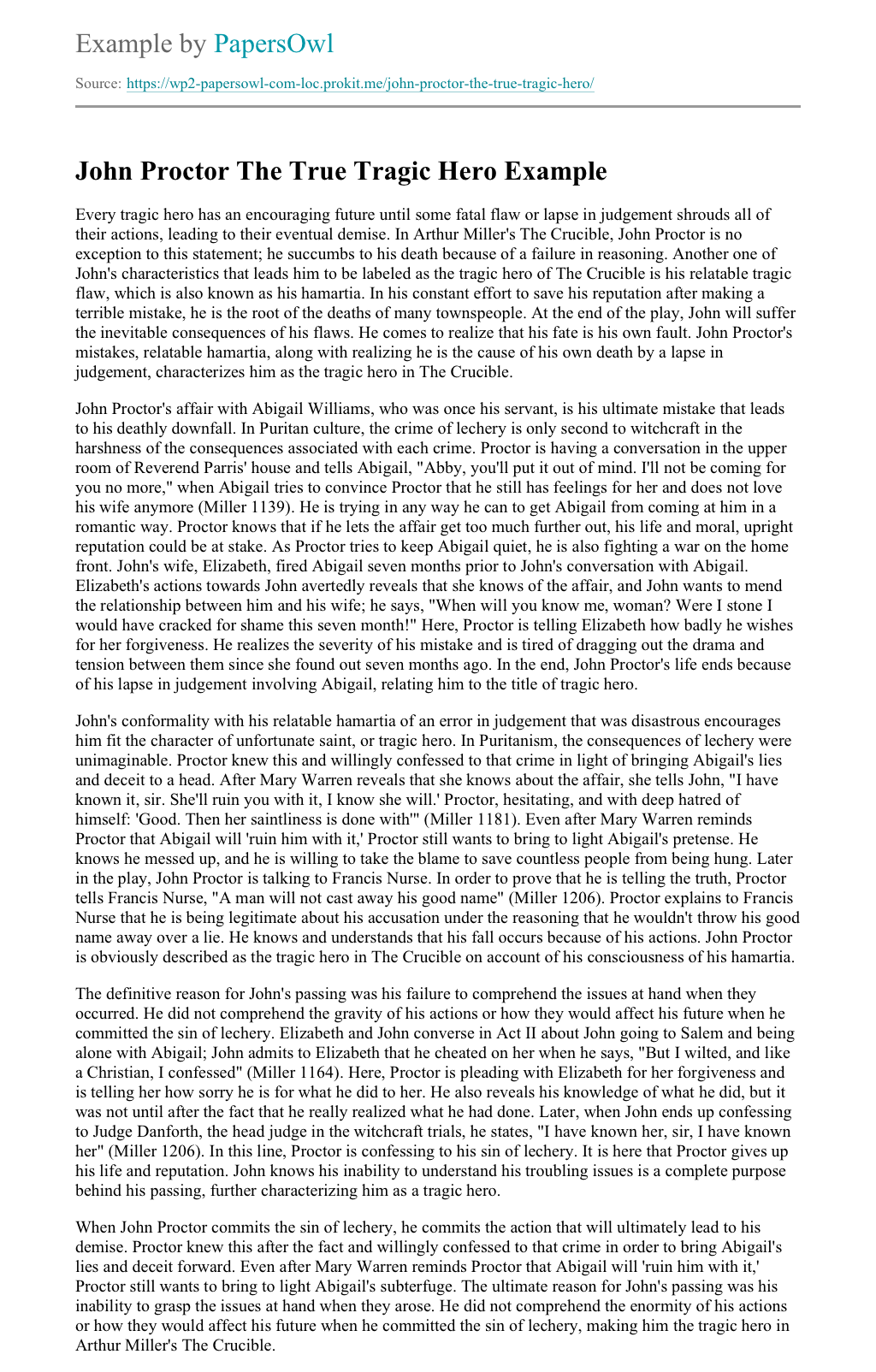 How to write an essay introduction example