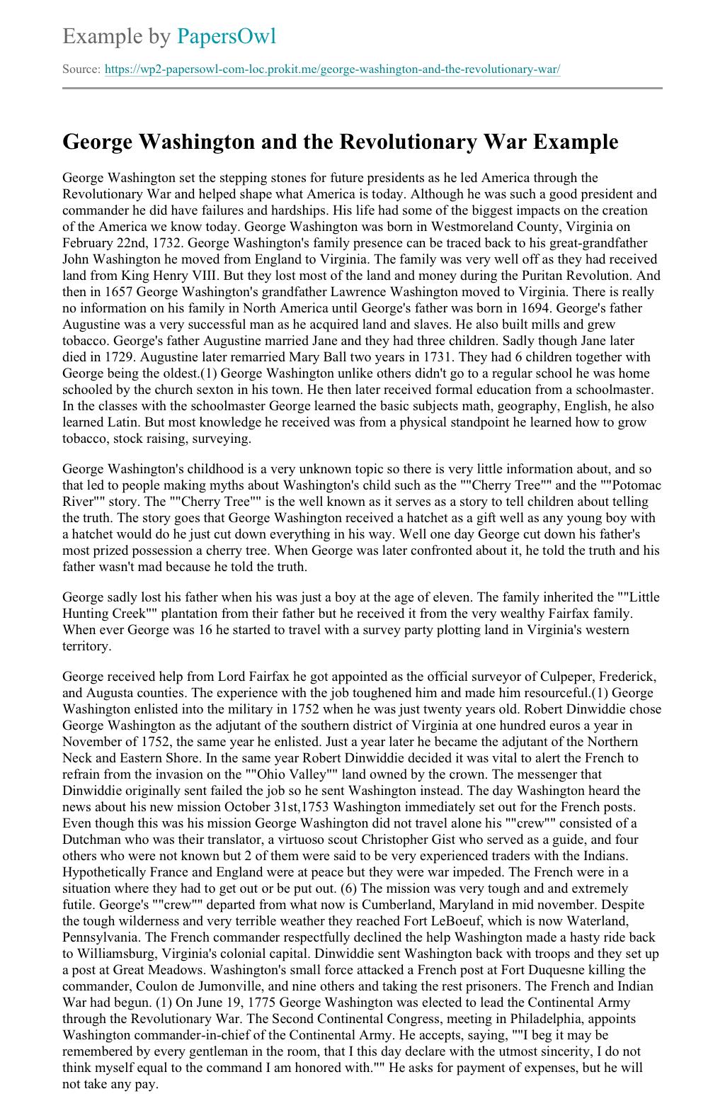 Argument essay write